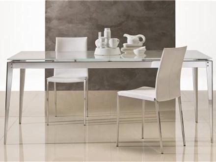 Soggiorno Berto Salotti Long Table - occasioni tavoli in brianza ...