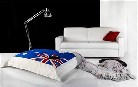 Salotto tino mariani oscar divano letto in promozione e - Divano letto pronta consegna ...